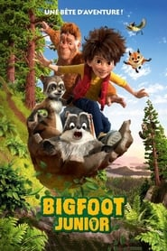 Bigfoot Junior Poster