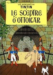 Les aventures de Tintin - Vol. 6, Le sceptre d'Ottokar Poster