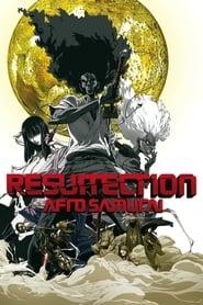 image for movie Afro Samurai: Resurrection (2009)