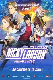 Nicky Larson : Private Eyes Poster