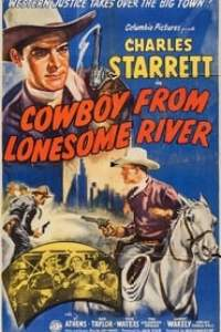 Cowboy from Lonesome River streaming vf