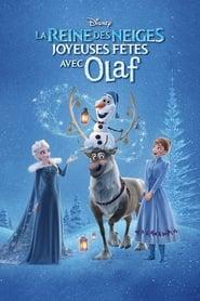 La Reine des Neiges : Joyeuses fêtes avec Olaf Poster