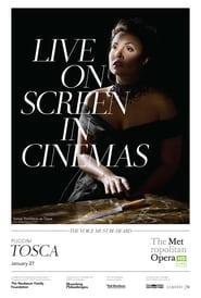 Tosca: Met Opera Live Poster