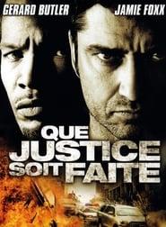 Que justice soit faite Poster