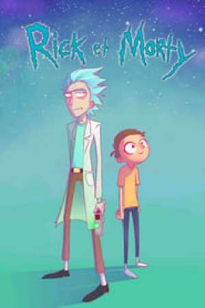 Rick et Morty streaming vf