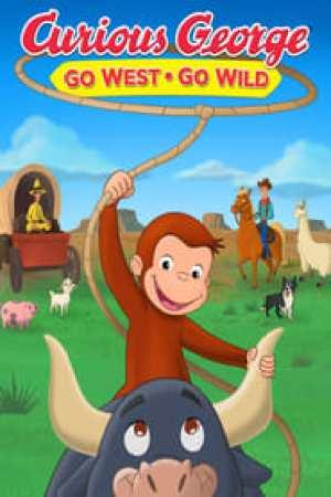 Curious George: Go West, Go Wild streaming vf
