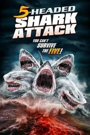 5-Headed Shark Attack Película Completa DVD [MEGA] [LATINO]