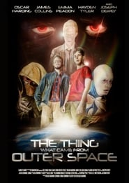 Land of Barry: The Thing What Came From Outer Space (2018)