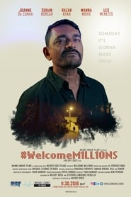 Welcome M1LL10NS Poster