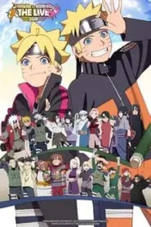 NARUTO to BORUTO The Live 2019 streaming vf