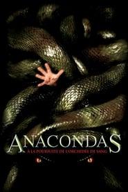 Anacondas: À la poursuite de l'orchidée de sang Poster
