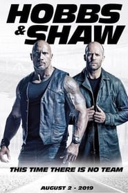 image for movie Hobbs & Shaw (2019)
