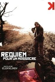 Requiem pour un massacre streaming vf