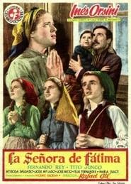La señora de Fátima (1951)