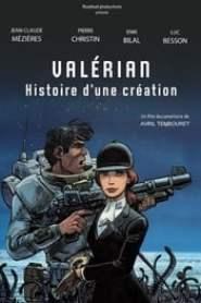 Valérian, histoire d'une création (2017)