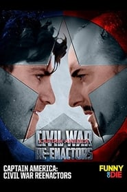 Captain America: Civil War Reenactors (2016)