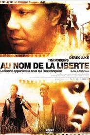 Au nom de la liberté Poster