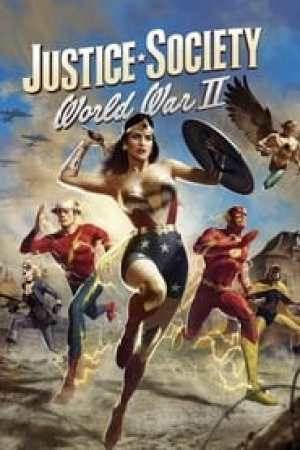 Justice Society : World War II streaming vf