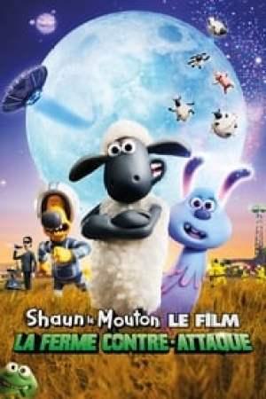 Shaun le mouton le film : la ferme contre-attaque streaming vf