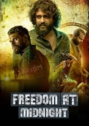 Freedom at Midnight Poster