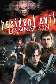 Resident Evil : Damnation streaming vf