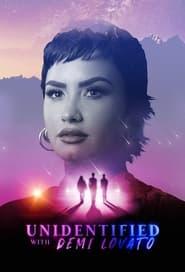 Unidentified with Demi Lovato