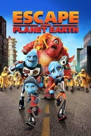 Escape from Planet Earth (2012)
