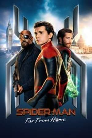 Spider-Man : Far from Home streaming vf