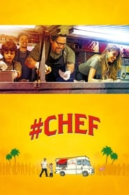 #Chef Poster