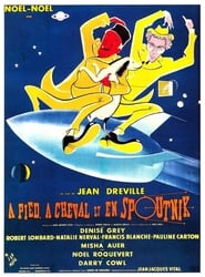 A Dog, A Mouse and a Sputnik (1958)