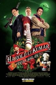 Le Joyeux Noël d'Harold et Kumar Poster