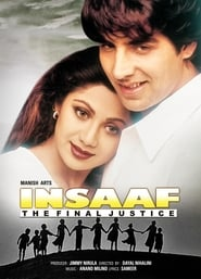 image for movie Insaaf: The Final Justice (1997)