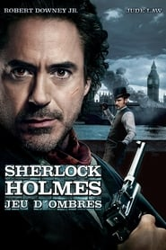 Sherlock Holmes : Jeu d'ombres streaming vf
