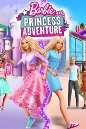 Barbie : L'aventure de princesse streaming vf