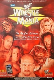 image for movie WWE WrestleMania XV (1999)