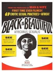 Watch Full Movie Online Black is Beautiful - Africanus Sexualis (1970)