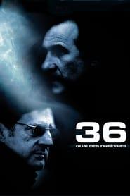 36 Quai des Orfèvres Poster