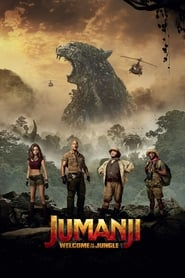 image for movie Jumanji: Welcome to the Jungle (2017)
