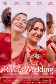 Rosa's Wedding (2020)
