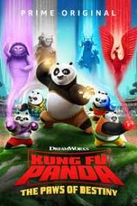 Kung Fu Panda: The Paws of Destiny streaming vf