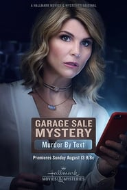 image for movie Garage Sale Mystery: Murder By Text (2017)
