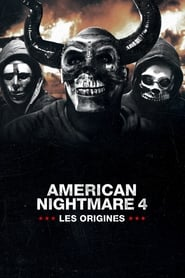 American Nightmare 4 Les Origines Poster