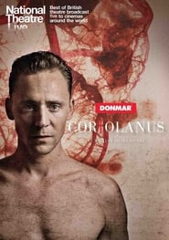 image for movie National Theatre Live: Coriolanus ()