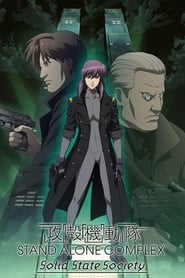 Ghost in the Shell : S.A.C. - Solid State Society Poster