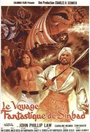 Le voyage fantastique de Sinbad Poster