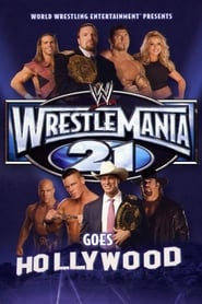 WWE WrestleMania 21