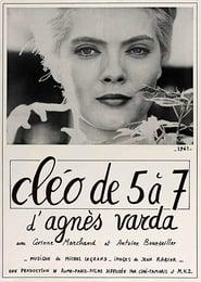 Cléo de cinq à sept Poster