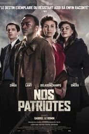 Image for movie Nos patriotes (2017)