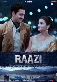 Raazi 2018 Hindi Movie BluRay 400mb 480p 1.2GB 720p 4GB 11GB 14GB 1080p