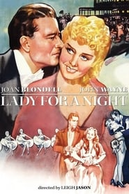 Lady for a Night streaming vf